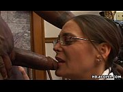 Picture Experienced Cheyenne Hunter milks a BBC dry