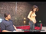 Teen With Hard Body Struts Her