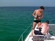 sexy cute men tom and brad sailing sex adventure – Porn Video