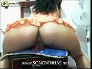 Novinha do rabao gostoso na webcam