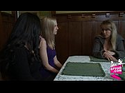 лизбиянки в чулках на столе порно