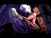 the witcher gif compilation triss yennifer ciri