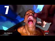 Picture Ebony cumslut swallows over 30 loads