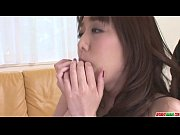 Picture Two Guys Get Great Blowjobs From Akari Asagi...