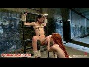 Lesbian BDSM Anal Slave Mia Gold