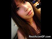 セクシーなアジア十代の GFs!