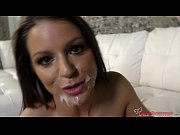 Picture MILF Brooklyn Chase gets a hot facial