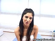 Picture OyeLoca Skinny latina Young Girl 18+ Gia Pas...