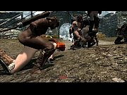 Picture Skyrim Girls in trouble
