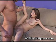 sexy girlie with nice ass banged
