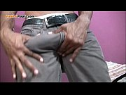 Latino papi with a big thick uncut cock