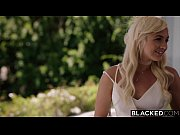 BLACKED First Interracial For Naughty Blonde Eliza Jane