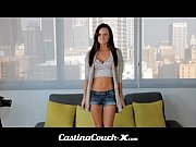CastingCouch X - Slut shows her tight pussy on cam view on xvideos.com tube online.