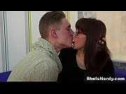 Picture She Is Nerdy - Smart chick fucked dirty