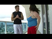 Picture BBW Soccer Mom Bent Over and Fuck on Balcony