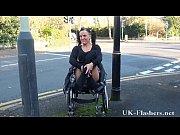 Picture Paraprincess public nudity and handicapped p...