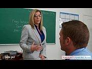 MILF Teacher Sara...
