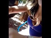 Jamilly Punheteira de salvador Mamando o Pau do Namorado no Sitio - http://www.videosamadoresbrasileiros.com