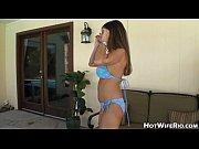 Порно видео большой вибратор в заднице брюнетки