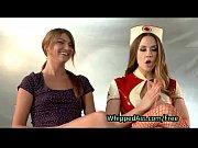 Порно видео худая мамка