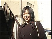 【無料エロ動画】チョコボール向井氏に突然生ハメされる黒髪の18歳美少女が元気すぎてエロいのか面白いのかわからない