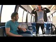 projectbuscity backdoor in the bus – Gay Porn Video