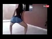 funk dançando Novinha