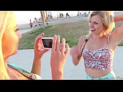 Picture Skateboard Beach Babes Tara Morgan, Mandy Ar...
