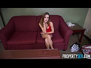 Picture PropertySex - Sleazy landlord collects rent...