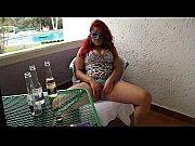Picture Borracha mexicana se masturba en balcon de h...