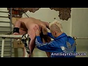 Unique gay bondage porn An Anal Assault For Alex