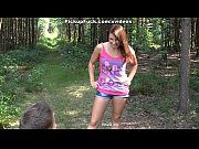 Picture Two girls fuck a guy in the woods