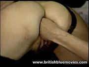 British retro Fisting with Hayley Russell