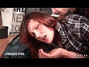 Picture Sexy rouquine prise en double penetration pour so...