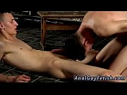 Teen cock gay bondage first time Oscar Gets Used By Hung Boys