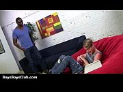 Muscled black gay boys humiliate white tw …