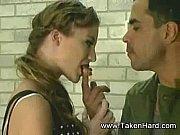 Порно видео отец и сын трахают молодую сисястую