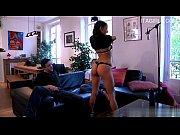порно фото девушка в черных чулках и член
