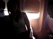 Euro Chick Masturbating A Mile High On An Airline, mile jab ham tum Video Screenshot Preview