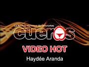 Haydée Aranda desnuda en Cueros
