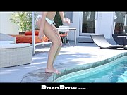 Picture PornPros natural 34dd pool sex