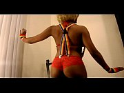 Ebony teen dick riding
