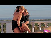 Picture Stunning Lesbian Cuties in Outdoor sex - Viv...