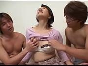 56歳で素人未亡人の熟女、里中亜矢子が性欲を抑えきれずにAV出演