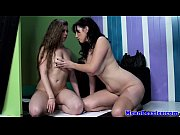 Picture Busty lezdom action with milf Jelena Jensen