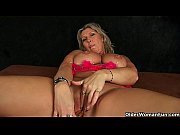 Picture Big boobed mom can't control her raging...