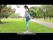 Therealworkout - hot work...