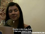 Czech Streets - Young Teen Girl Gets it H ...