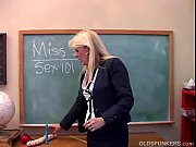 Picture Saucy MILF teaches you about her pussy