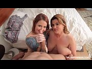Picture Huge Tit BBWS Kimmie Kaboom and Vanya Vixxxen Har...